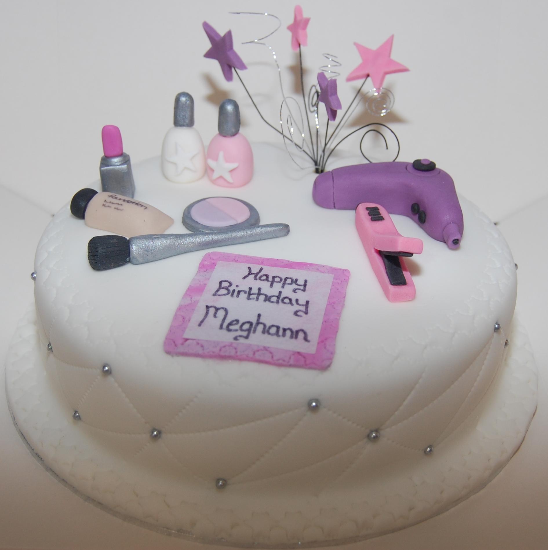Nail Design Cakes: Children's Cakes