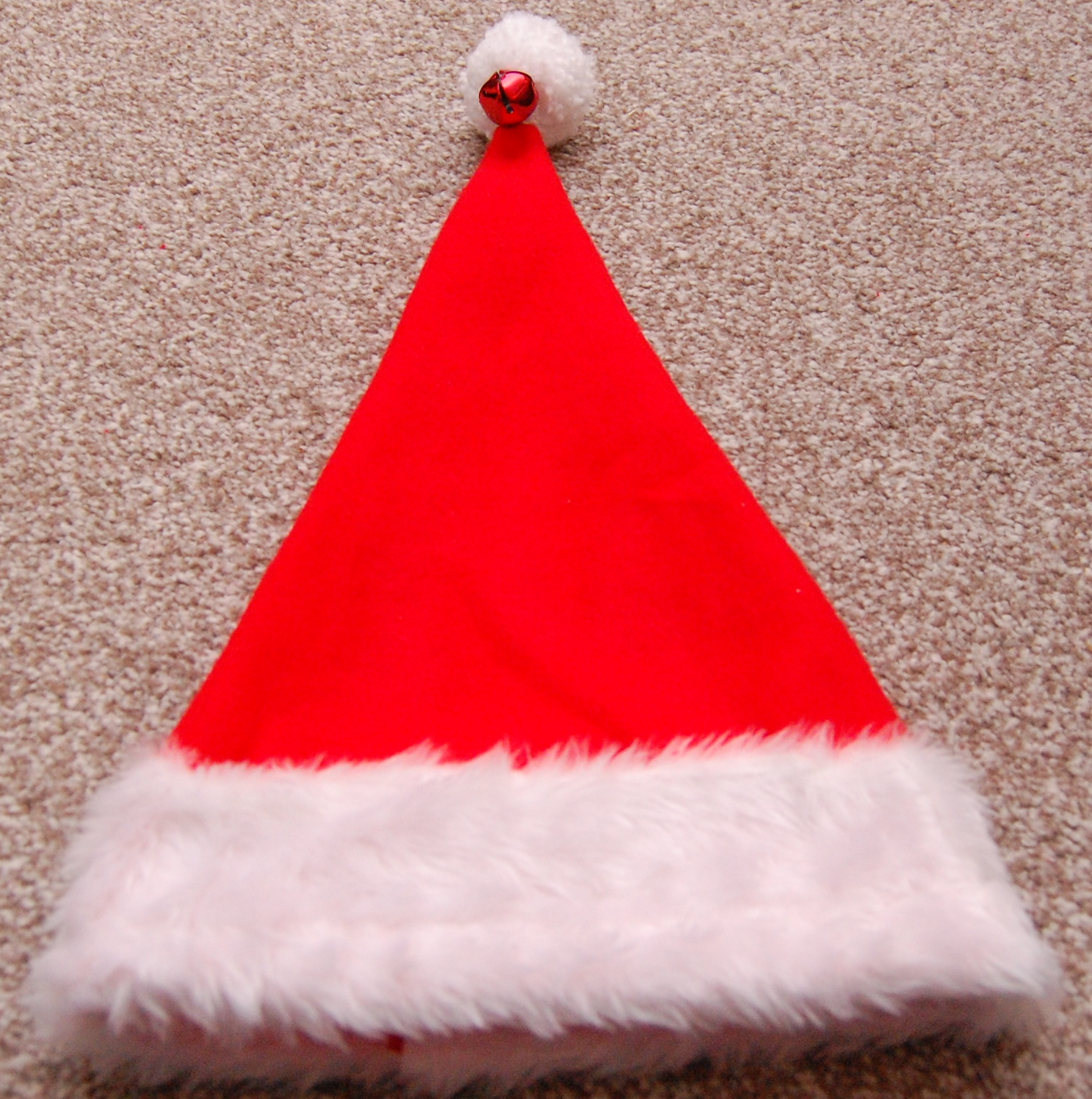 Make Your Own Santa Hat