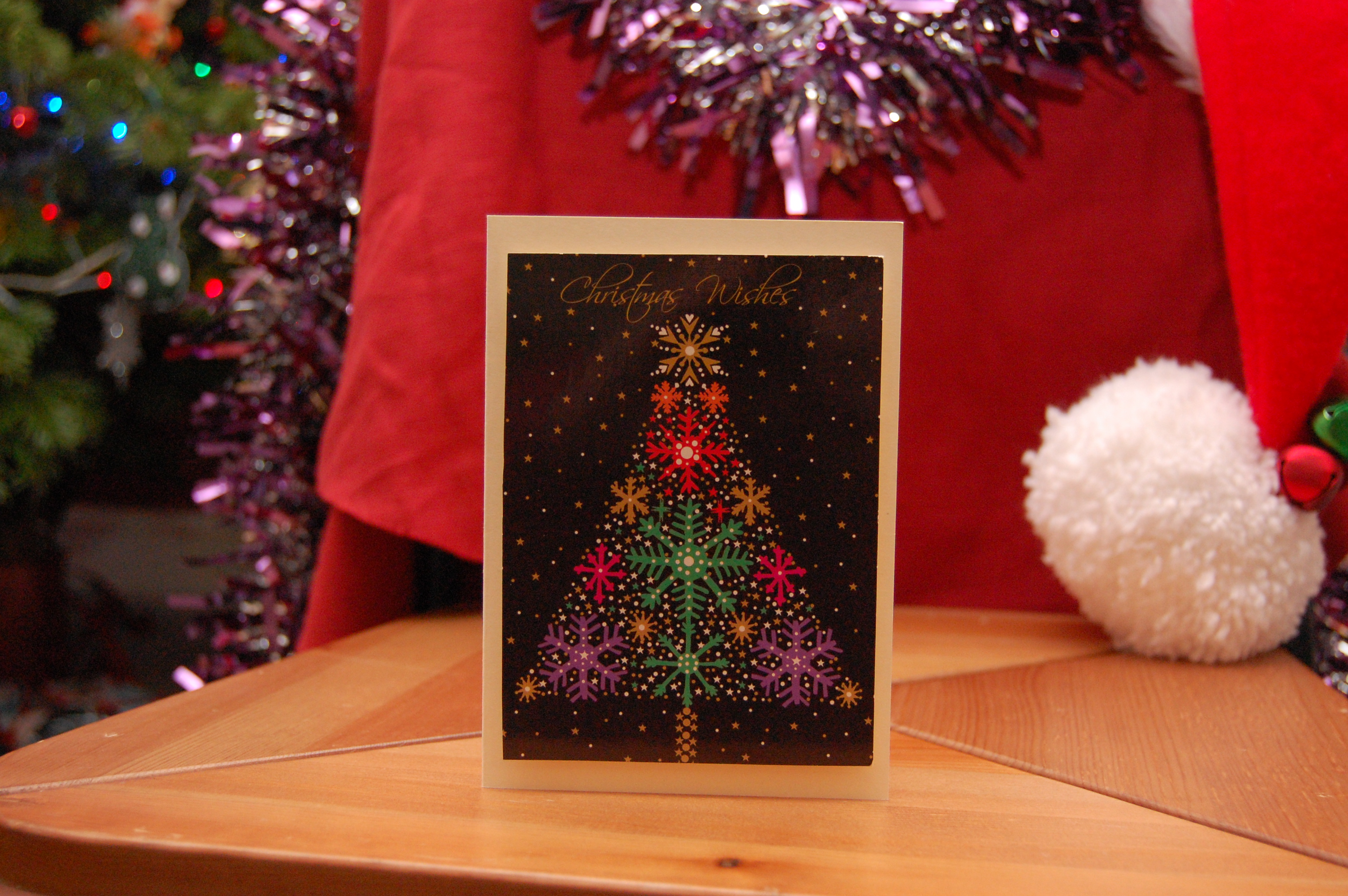 Recycle your old christmas cards hours of fun for How to recycle old christmas cards
