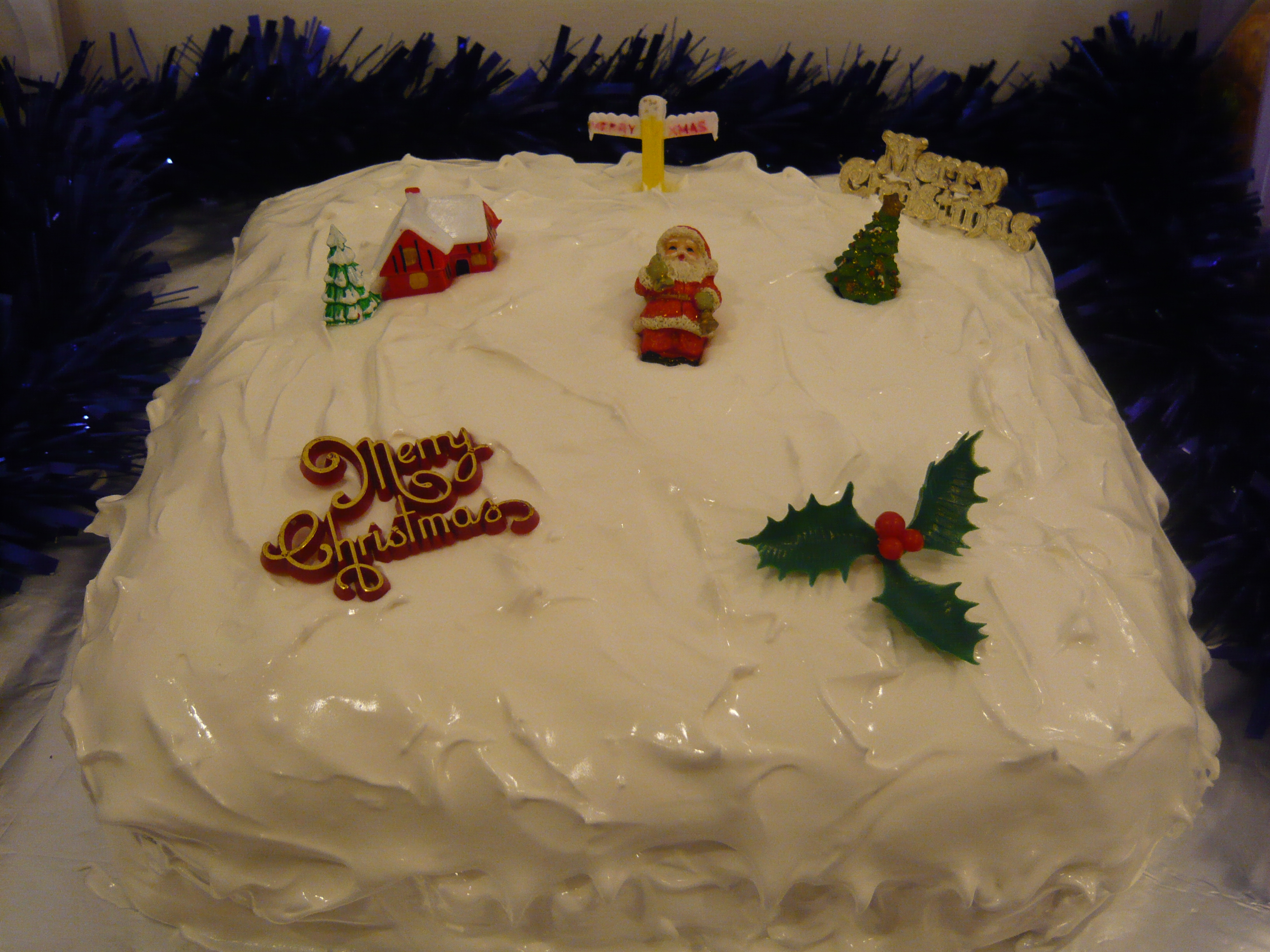 How Long Does A Christmas Cake Last