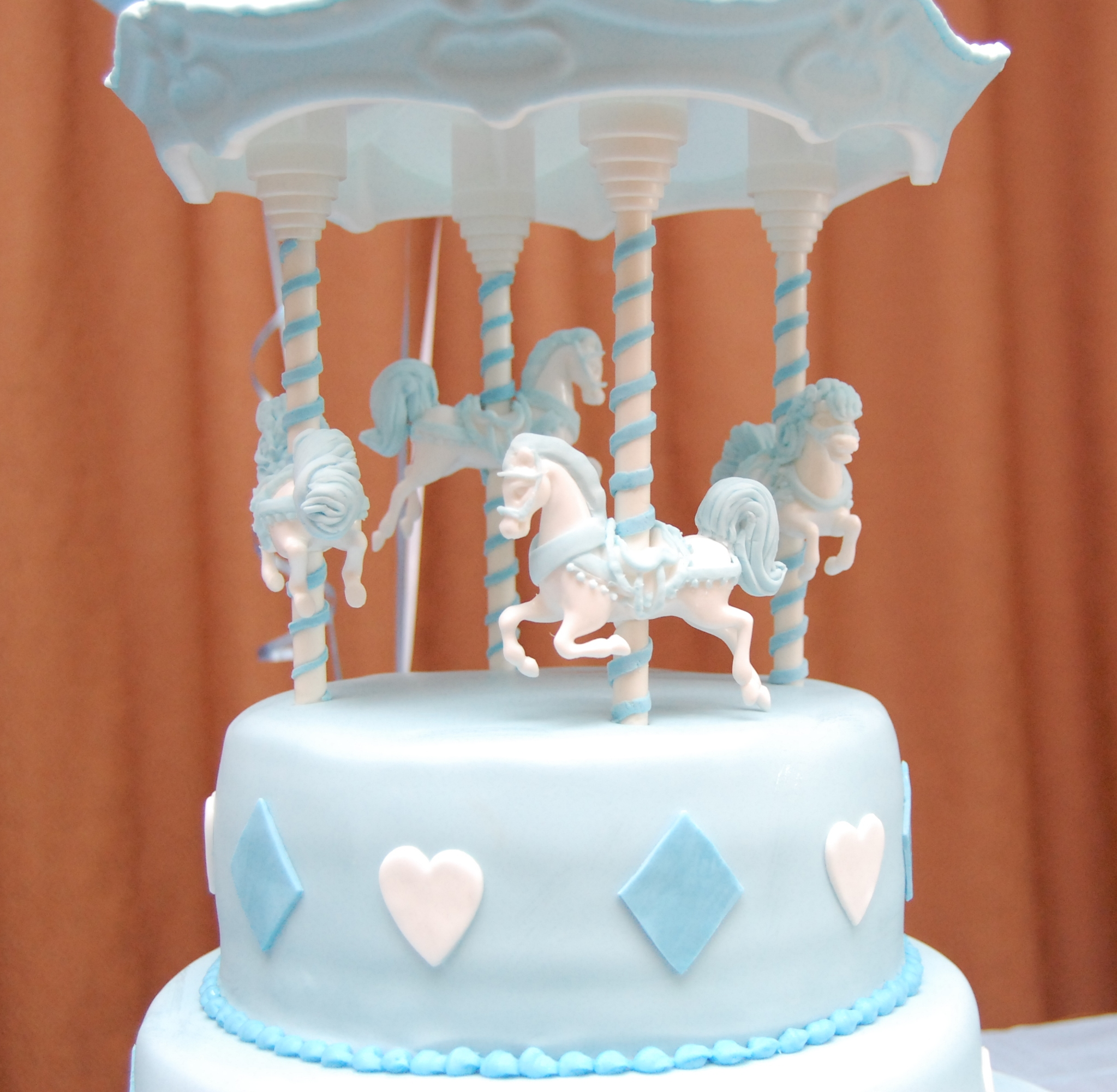 Carousel Cake Kit Uk