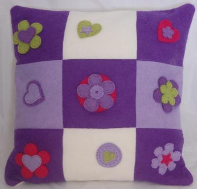 Lou Lous first cushion