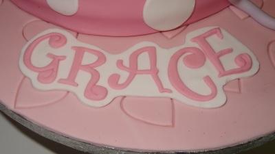 doc mcstuffins 3rd birthday cake (2)
