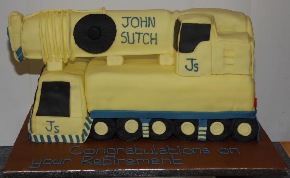 John Sutch crane