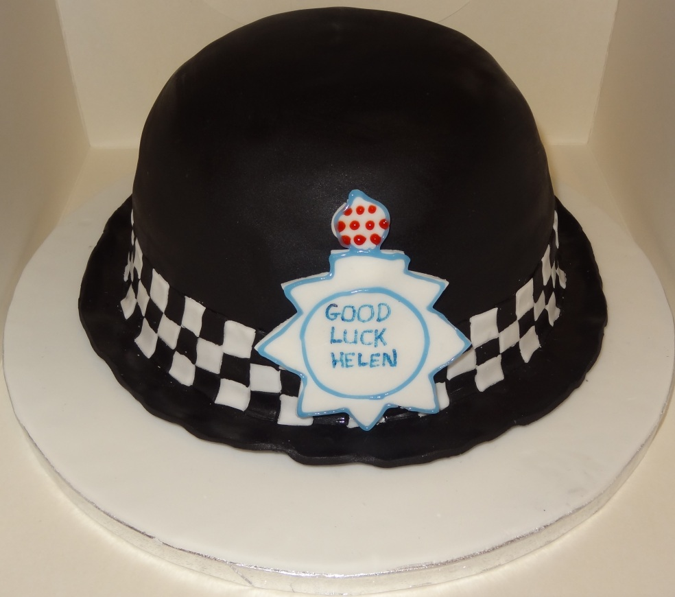 Police womans hat