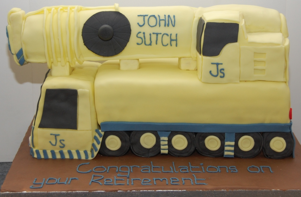 Cakes made for adults