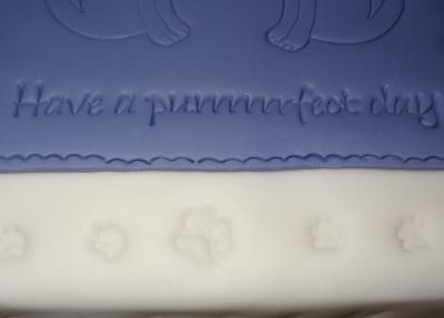 Kellys grans 80th birthday cakes (2)