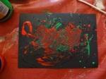 Paint swirling